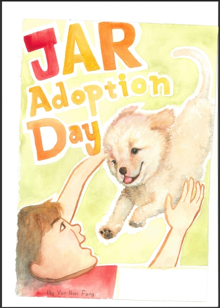 JAR - Adoption Day Poster