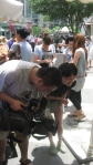 ICS - Shanghai Television team